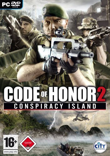 code of honor 2 conspiracy island: main image